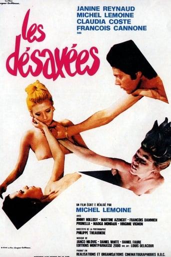 Poster of Les désaxées