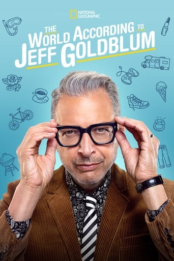 Poster of The World According to Jeff Goldblum