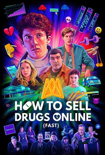 Como Vender Drogas Online (Rápido) 2ª Temporada - Poster