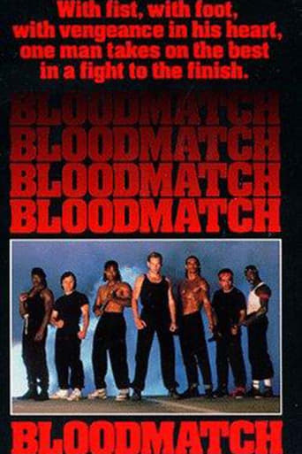 Poster of Bloodmatch