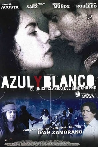 Poster of Azul y Blanco