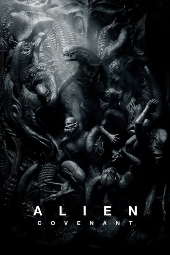 Poster of Alien: Covenant fragman