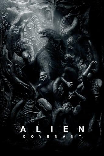 portada Alien: Covenant