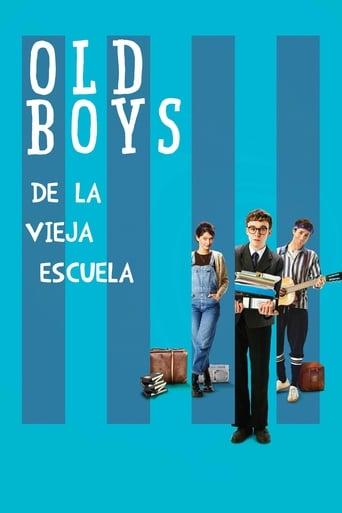 Poster of De la vieja escuela