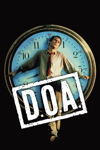Poster of D.O.A.