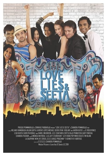 Poster of Love, Lies and Seeta