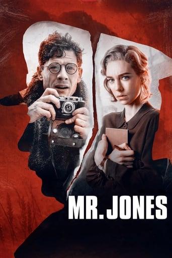 Poster Mr. Jones