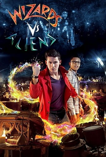 Capitulos de: Wizards vs Aliens