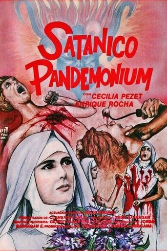 Poster of Satanic Pandemonium