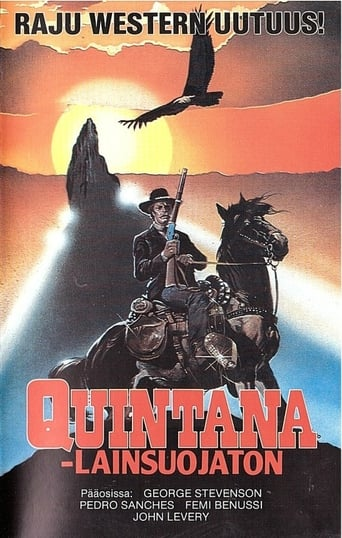 Poster of Quintana: Dead or Alive