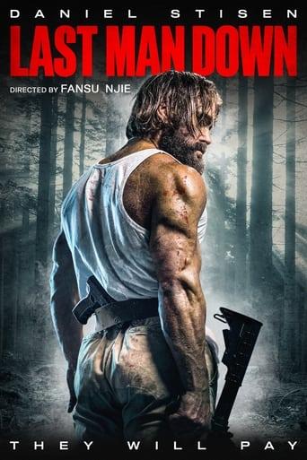 Poster Last Man Down
