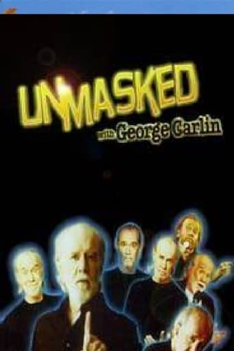 Unmasked with George Carlin