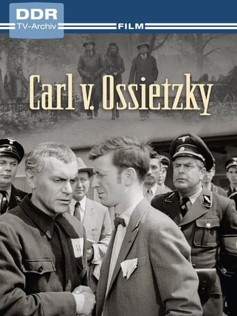 Carl von Ossietzky Movie Poster