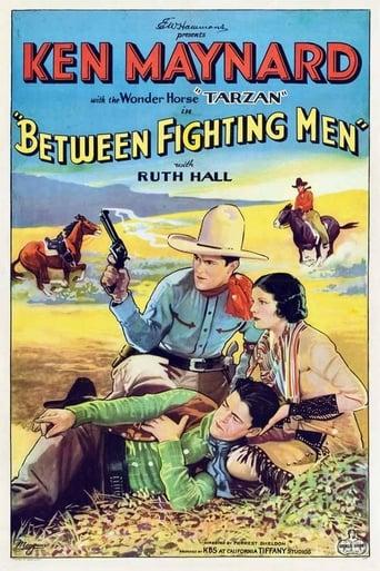 Poster of Between Fighting Men