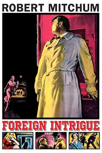 Poster of Foreign Intrigue