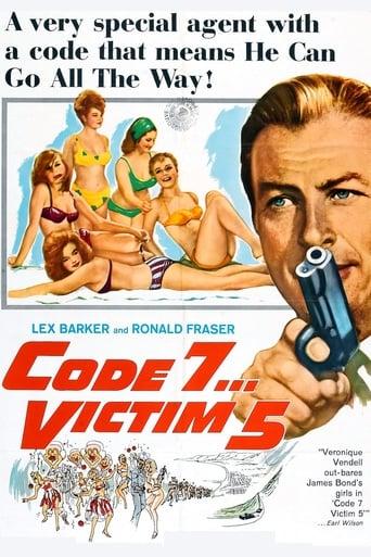 Código 7... Vítima 5 - Poster