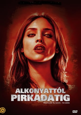 Poster of Alkonyattól pirkadatig