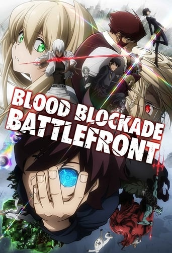 Poster of Blood Blockade Battlefront