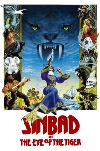 Poster of Sinbad and the Eye of the Tiger