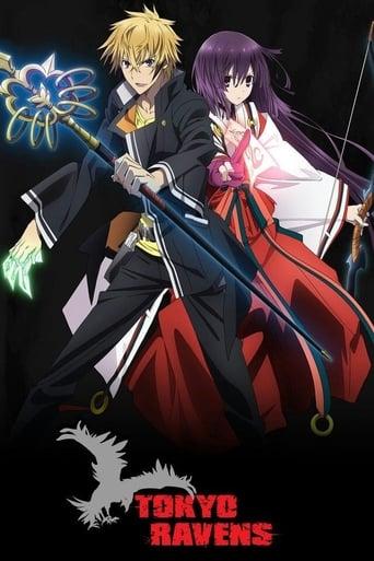Poster of Tokyo Ravens