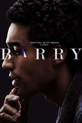 Poster of Barry