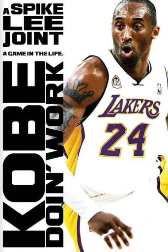 Poster of Kobe Doin' Work