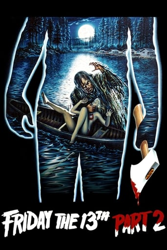 Poster of Friday the 13th Part 2