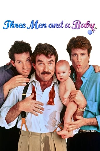 Poster 3 Men and a Baby