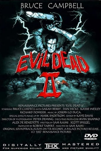 Poster of Evil dead 2