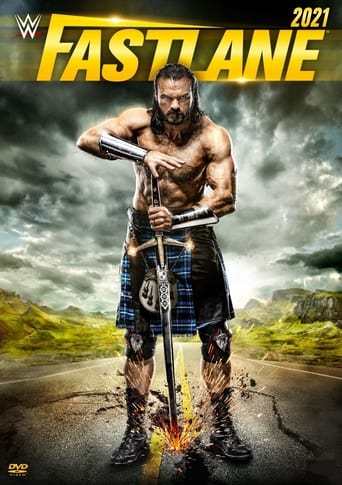 Poster of WWE Fastlane 2021