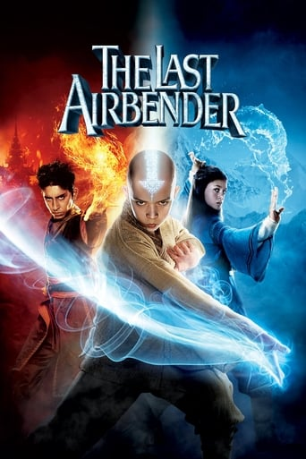 Poster of The Last Airbender fragman