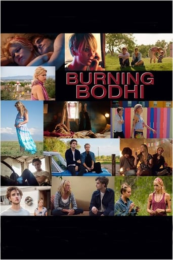 Poster of Burning Bodhi
