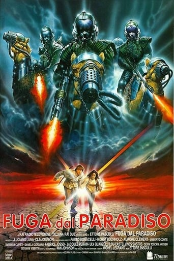 Poster of Flight from Paradise