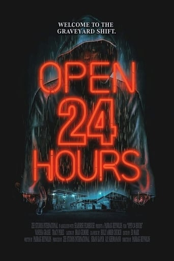 Poster Open 24 Hours