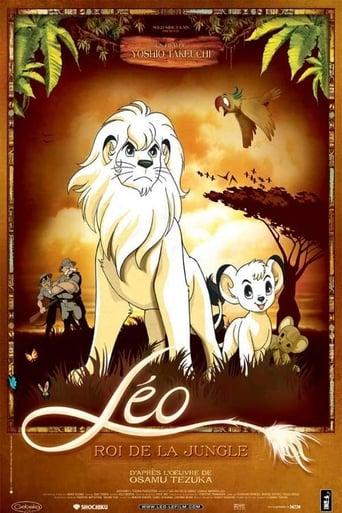 Poster of Léo, Roi de la Jungle