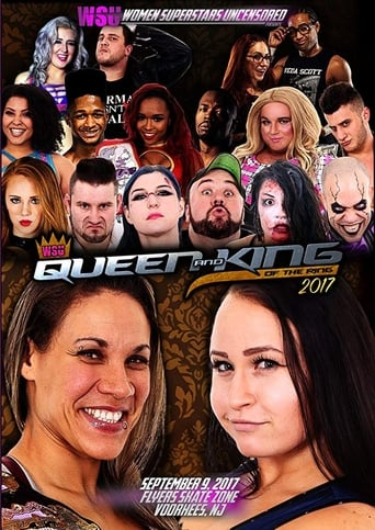 Poster of WSU King and Queen of the Ring