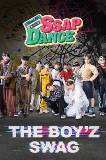 SSAP-DANCE THE BOYZ