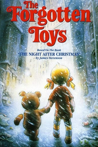 Poster of The Forgotten Toys