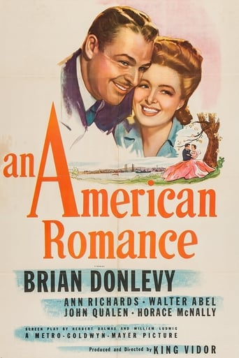 Poster of An American Romance