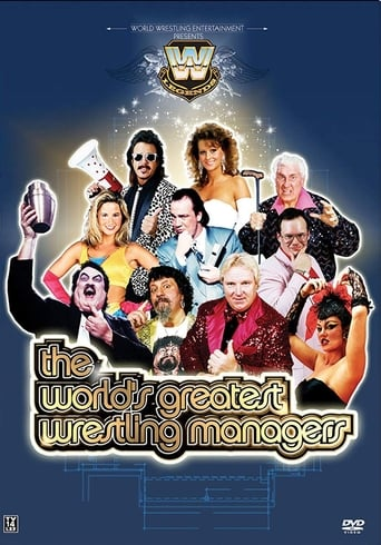 Poster of The World's Greatest Wrestling Managers