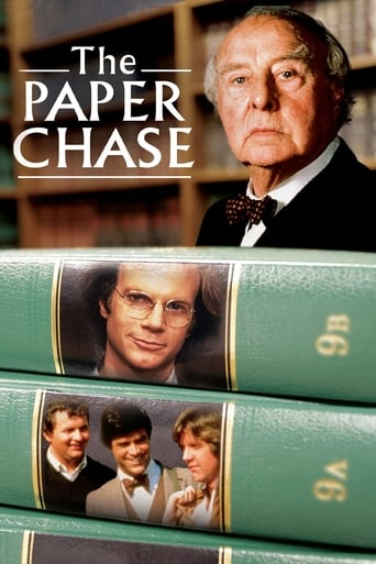 Poster of The Paper Chase
