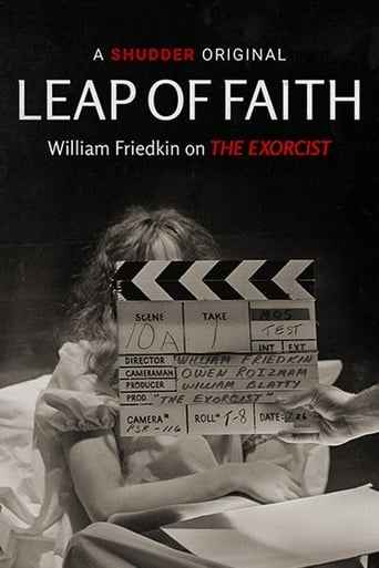 Leap of Faith: William Friedkin on The Exorcist