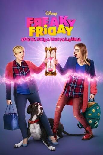 Poster of Freaky Friday: Sexta-Feira Muito Louca