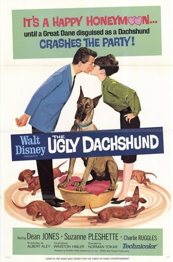 'The Ugly Dachshund (1966)