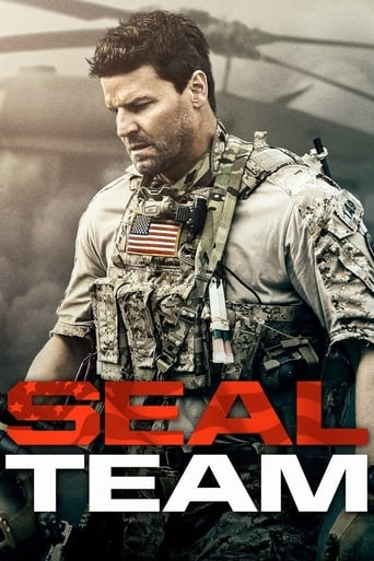 SEAL Team 2ª Temporada - Poster