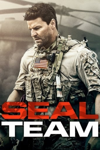 SEAL Team Soldados de Elite 2ª Temporada - Poster