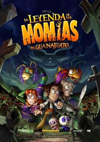 Poster of La leyenda de las momias de Guanajuato