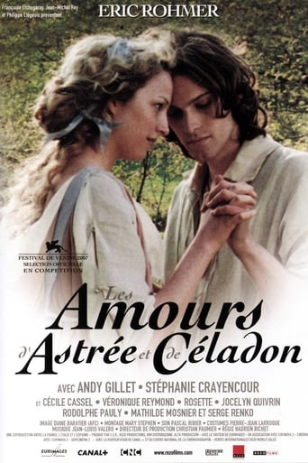 Poster of The Romance of Astrea and Celadon