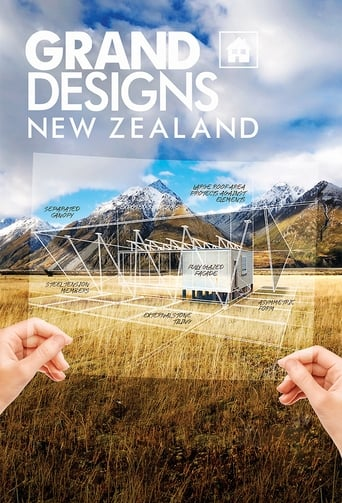 Grand Designs New Zealand poster