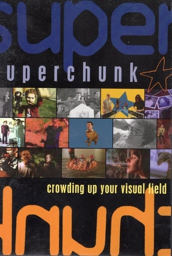 Poster of Superchunk: Crowding Up Your Visual Field
